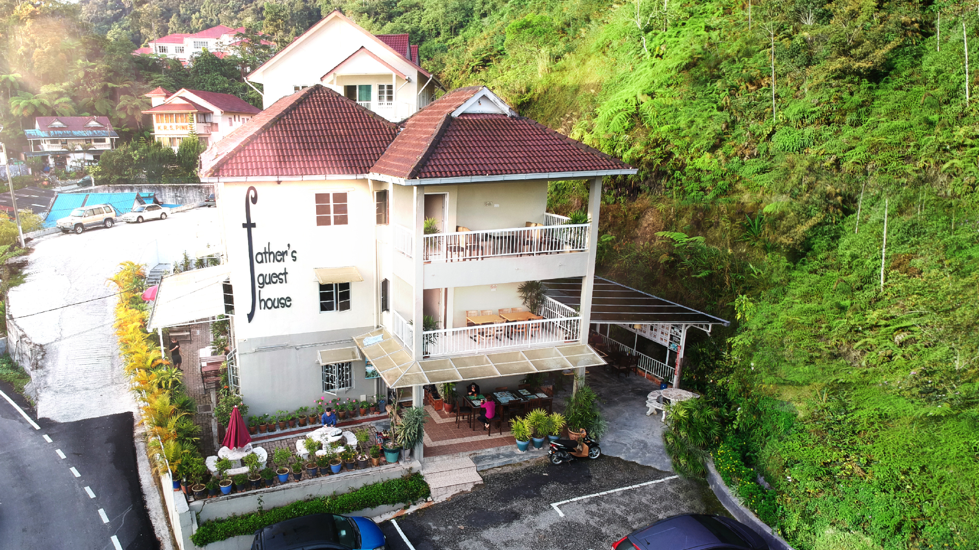 WELCOME TO  FATHER'S GUEST HOUSE: WHERE ADVENTURE  MEETS COMFORT
